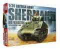 ASUKA 35-018 British Sherman III Mid. production