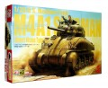 ASUKA 35-025 M4A1 Sherman Direct Version Type