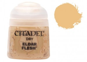 Citadel Dry - Eldar Flesh 12 ml - 2309