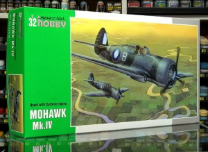 1:32 Curtiss Mohawk Mk.IV - SPECIAL HOBBY 32016
