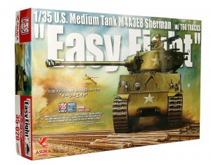 1:35 M4A3E8 Sherman Easy Eight T/66 – ASUKA 35-020