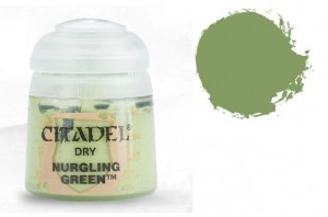 Citadel Dry - Nurgling Green 12 ml - 2325