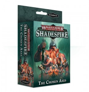 _Warhammer Underworlds: Shadespire – The Chosen Axes 1100660