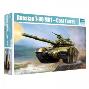 1:35 Trumpeter 05560 T-90 A MBT