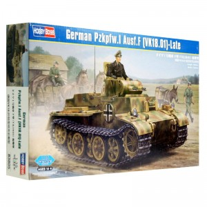 1:35 Pz.Kpfw.I Ausf.F [VK18.01] late – Hobby Boss 83805