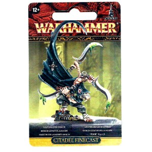 Warhammer AGE OF SIGMAR - Skaven Assassin - 9062