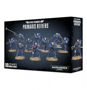 Warhammer 40 000  Space Marines - Primaris Reivers 4871