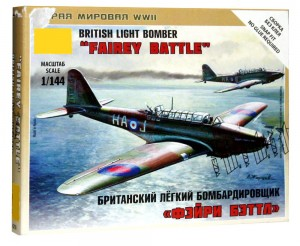 1:144 Fairey BATTLE - 6218