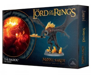 .The Lord of the Rings™ THE BALROG - GWS 3026