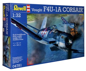 1:32 Vought F4U-1A CORSAIR Revell 04781