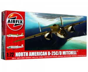 1:72 North American B-25 C/D MITCHELL - Airfix 06015