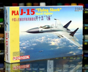 1:144 PLA J-15 FLYING SHARK - Dragon 4627