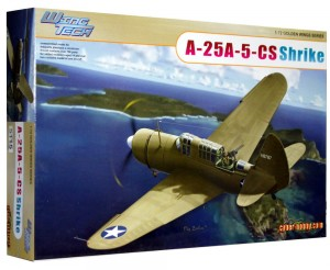 1:72 Curtiss A-25 A-5 CS SHRIKE ( HELLDIVER ) - Dragon 5115