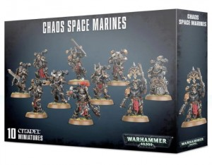 _Warhammer 40 000  CHAOS SPACE MARINES 4306