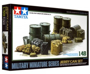 1:48  JERRY CAN SET - Tamiya 32510