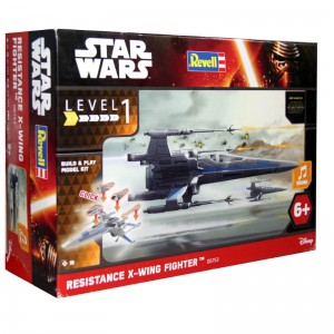 Revell 06753 STAR WARS Resistance X-Wing Fighter