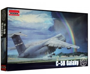 1:144 Lockheed C-5 B GALAXY - Roden 330