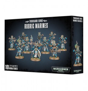 _Warhammer 40 000  Chaos Space Marines - REBRIC MARINES 4335