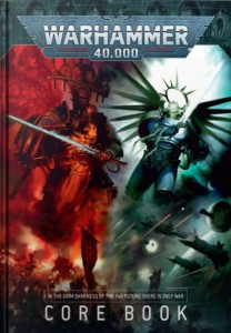_Warhammer - 40 000 CORE RULE BOOK [EN] 4002