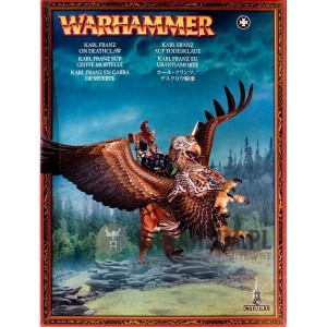 Warhammer FREEGULID GENERAL ON GRIFFON 151680