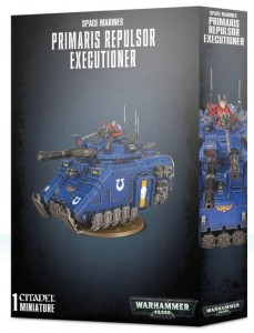 _Warhammer 40 000  Space Marines - PRIMARIS REPULSOR EXECUTIONER 4855