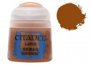 Citadel Layer - Skrag Brown 12 ml - 2240