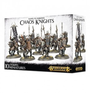 Warhammer AGE OF SIGMAR - Chaos - Slaves to Darkness - Chaos Knights