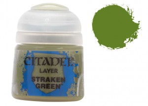 Citadel Layer - Straken Green 12 ml - 2228