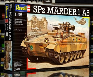 1:35 SPz MARDER 1 A5 - Revell 03092