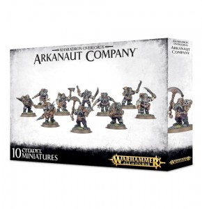 .Warhammer AGE OF SIGMAR - Kharadron Overlords - Arkanaut Company 8435