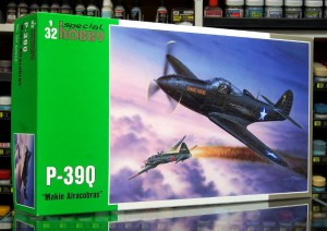 1:32 Bell P-39 Q Airacobra - SPECIAL HOBBY 32026