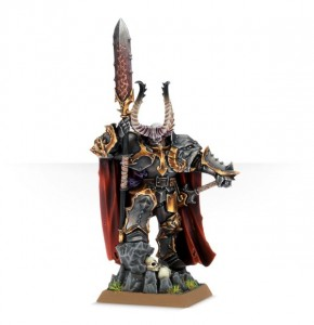 Warhammer AGE OF SIGMAR - Chaos - Slaves to Darkness - Chaos Lord