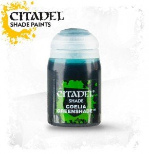 Citadel Shade - Coelia Greenshade 24 ml - 2422