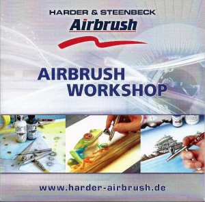 .Harder & Steenbeck DVD Airbrush Workshop