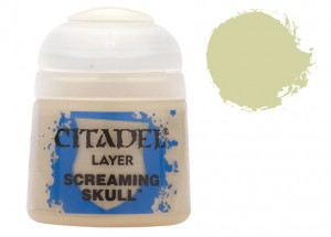 Citadel Layer - Screaming Skull 12 ml - 2233