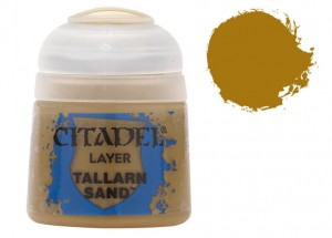 Citadel Layer - Tallarn Sand 12 ml - 2234
