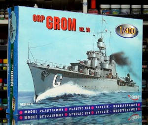 1:400 ORP GROM wz.38 - Mirage 400612
