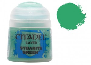 Citadel Layer - Sybarite Green 12 ml - 2222