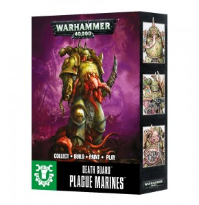 _Warhammer 40 000 Death Guard PLAGUE MARINES 4330 Easy To Build