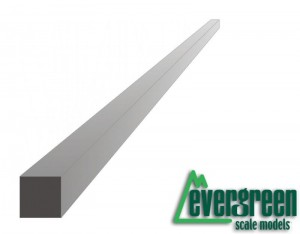 Evergreen 199 Profil - kwadrat 6,3 x 6,3 x 350 mm