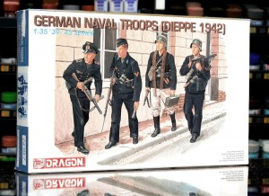 Dragon 6087 German Naval Troops