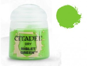 Citadel Dry - Niblet Green 12 ml - 2324