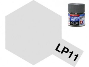Tamiya LP-11 Gloss Silver 10 ml - 82111