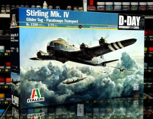 1:72 Short STIRLING Mk.IV - Italeri 1350