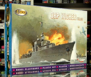 1:400 ORP WICHER wz.39 - Mirage 40065