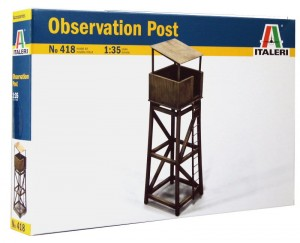 Italeri  418 Observation Post