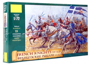 X 8036 French Knights XV w.