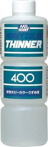 Mr.Hobby T-111 Mr. Aqueous Hobby Color Thinner 400 ml