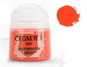 Citadel Dry - Astorath Red 12 ml - 2317