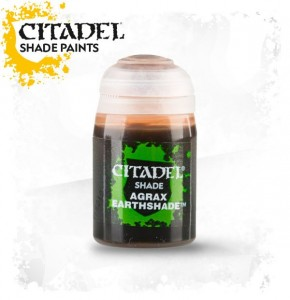 Citadel Shade - Agrax Earthshade 24 ml - 2415